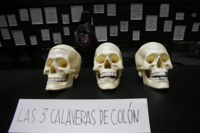 Imágenes y artefactos Nicanor Parra.