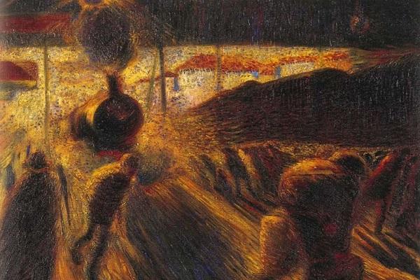 «Poesía nueva» y «El hombre moderno», dos textos de César Vallejo