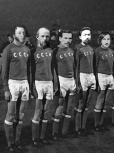 Los referentes del equipo ruso