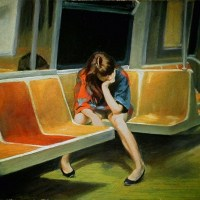 «Para una joven amiga que intentó quitarse la vida» de Claudio Bertoni