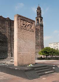 Monumento de Tlatelolco