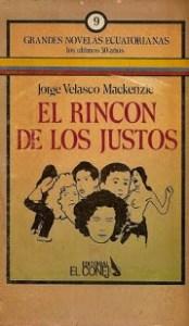 El rincón de los justos de Jorge Velasco Mackenzie