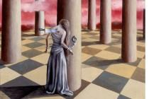 Dolor reumático I (1948) de Remedios Varo