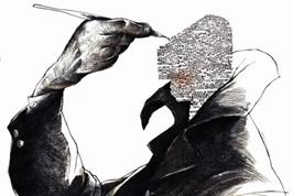 EL VIAJE DEL «YO»: DIFERENCIAS ENTRE EL YO LÍRICO Y POÉTICO EN BUSCA DE LA IDENTIDAD. Ana González Serrano. Aullido Literatura Poesía.