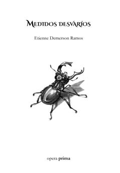 Medidos desvaríos. Etienne Demerson Ramos. Revista Aullido Literatura Poesía.
