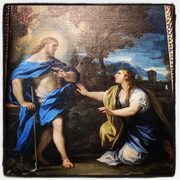 La Belle Allemande Ou Sainte Marie-madeleine Au Louvre