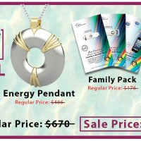 Energy Pendant Bundle