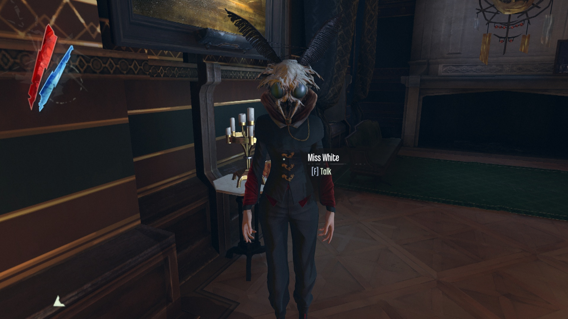 dishonored guide eliminating lady
