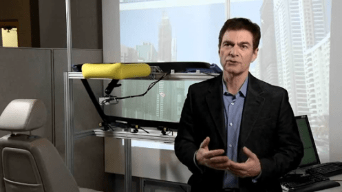 general motors with augmented reality