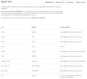 windows 10 language