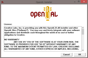openal-install