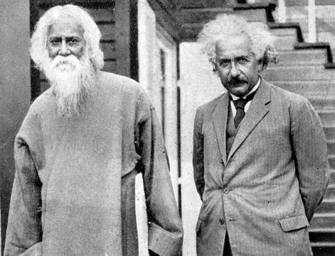 Einsteins un Tagore 2