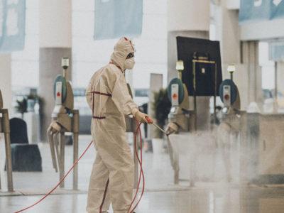 Desinfección integral