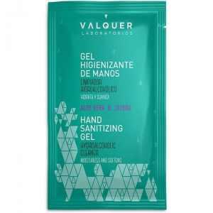 Gel higienizante de manos en monodosis (2 ml)