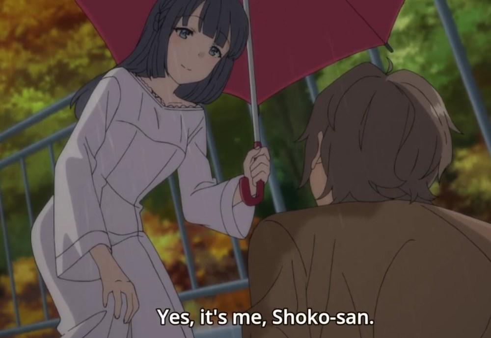 Shoko-san