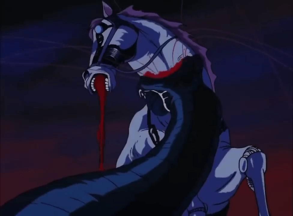 Vampire Hunter D (3)