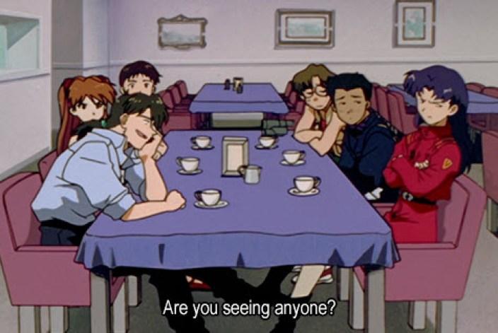 Evangelion Ryoji Kaji group