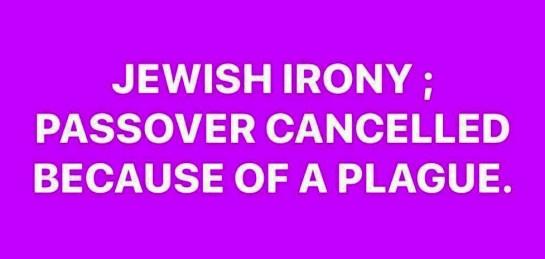 Jewish Irony