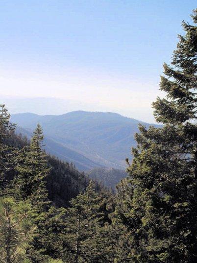 San Emigdo Mountains