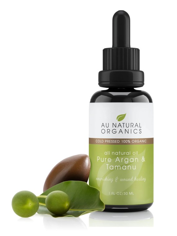 argan and Tamanu Oil