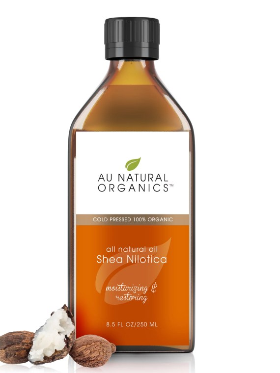 Shea Butter Oil Nilotica