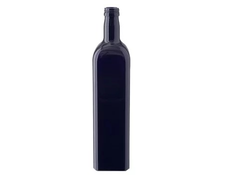 Square Miron Bottle