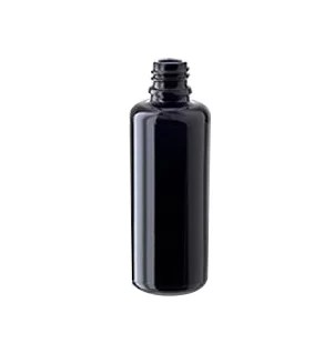 glass bottle 50 ml