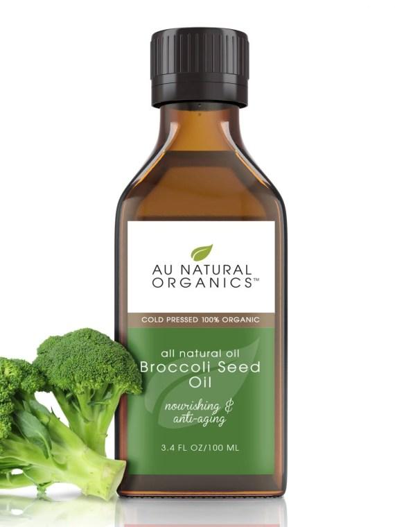 Broccoli seed oil