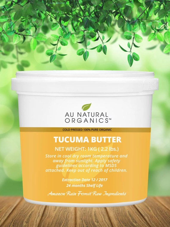 tucuma butter wholesale