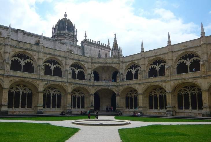 Como visitar el Monasterio de los Jerónimos de Lisboa
