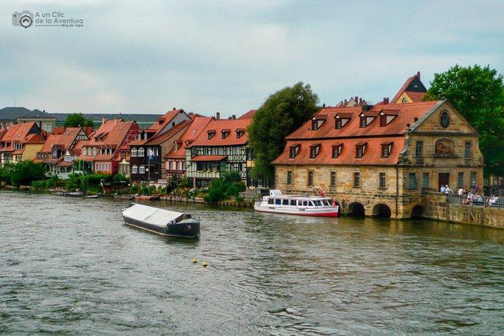 Qué ver en Bamberg, la ciudad del precioso Ayuntamiento en mitad ...