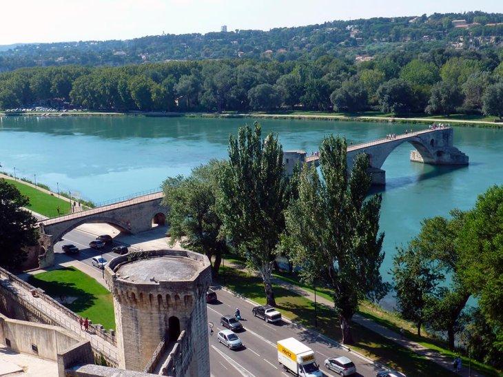 Cómo visitar el Puente de Avignon en el sur de Francia