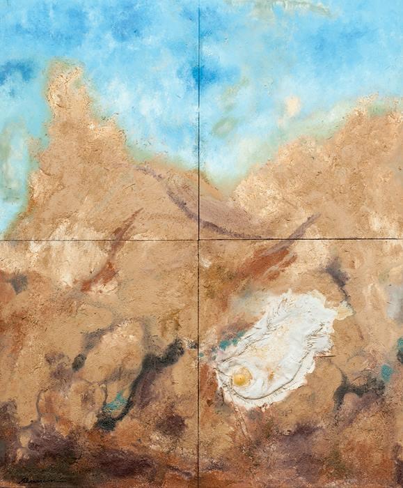 """Aunión """"Silencio del amanecer"""", 2013."""