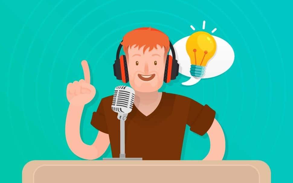 ideas estrategia podcast marketing