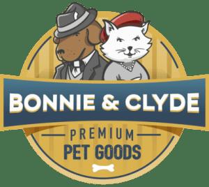 Bonnie & Clyde logo huile de poisson