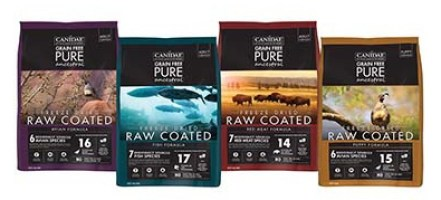 Canidae Pure croquettes