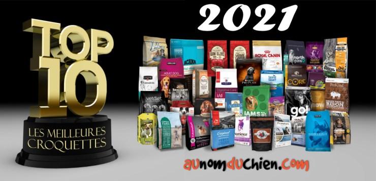 TOP 10 croquettes-2021