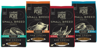 Canidae small breed croquettes