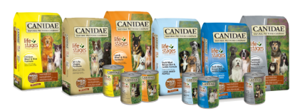 Canidae all life stages croquettes