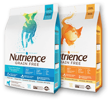 Nutrience croquettes Sans Grains