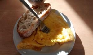 Tortilla de la Jamonería Sieiro