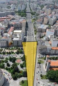 Avenida da Tortilla Coruñesa