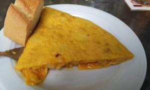 Tortilla del Cafe Rivoli