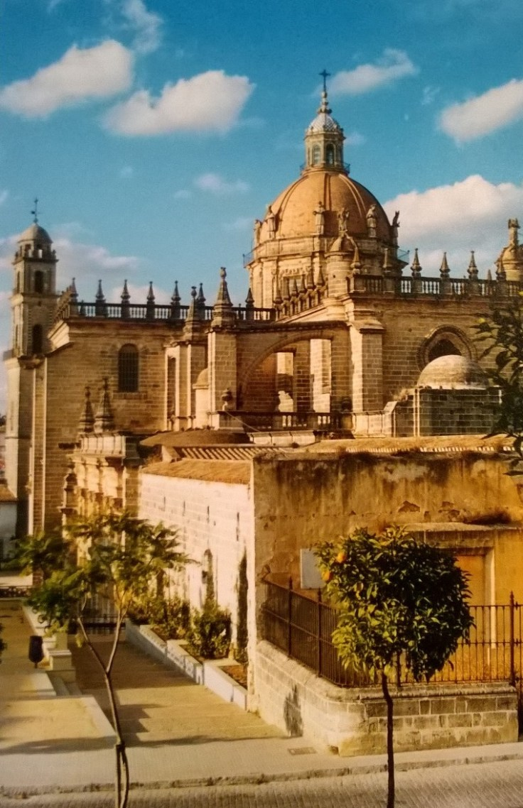 Jerezin Katedraali, Espanja, Jerez de la Frontera, Andalucía