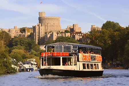 boat-trips-windsor-thames, Thames, Windsor, Englanti, jokiristeily