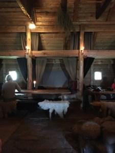 Majoitus, Rosala, viikingit, Viikinkikeskus, lasten kanssa, leirikoulu, kesäloma