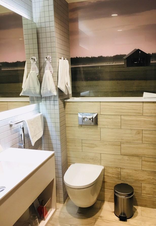 Lakeus, Sokos Hotel, Seinäjoki, työmatka, vessa, hotelli