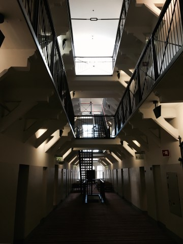 Hotelli Katajanokka, Helsinki, skatta, vankila