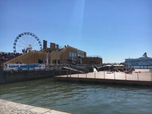 Allas Sea Pool, Helsinki, meriuimala, uima-allas, sauna, Helsinki-pyörä, visit Helsinki