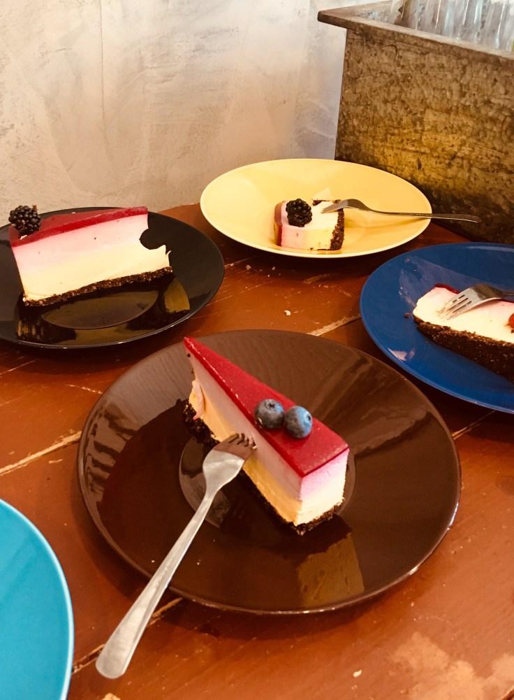 IMG_7651, kahvila, Kinuskilla, Kellokoski, kakkutaivas, kakku, kakkupala, juustokakku, kahvitella, kahvi